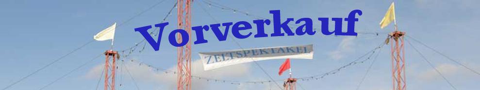 Kartenvorverkauf Zeltspektakel Wendlingen-Köngen e.V.